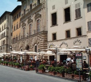 Sneaky's road trip - Florence Italy