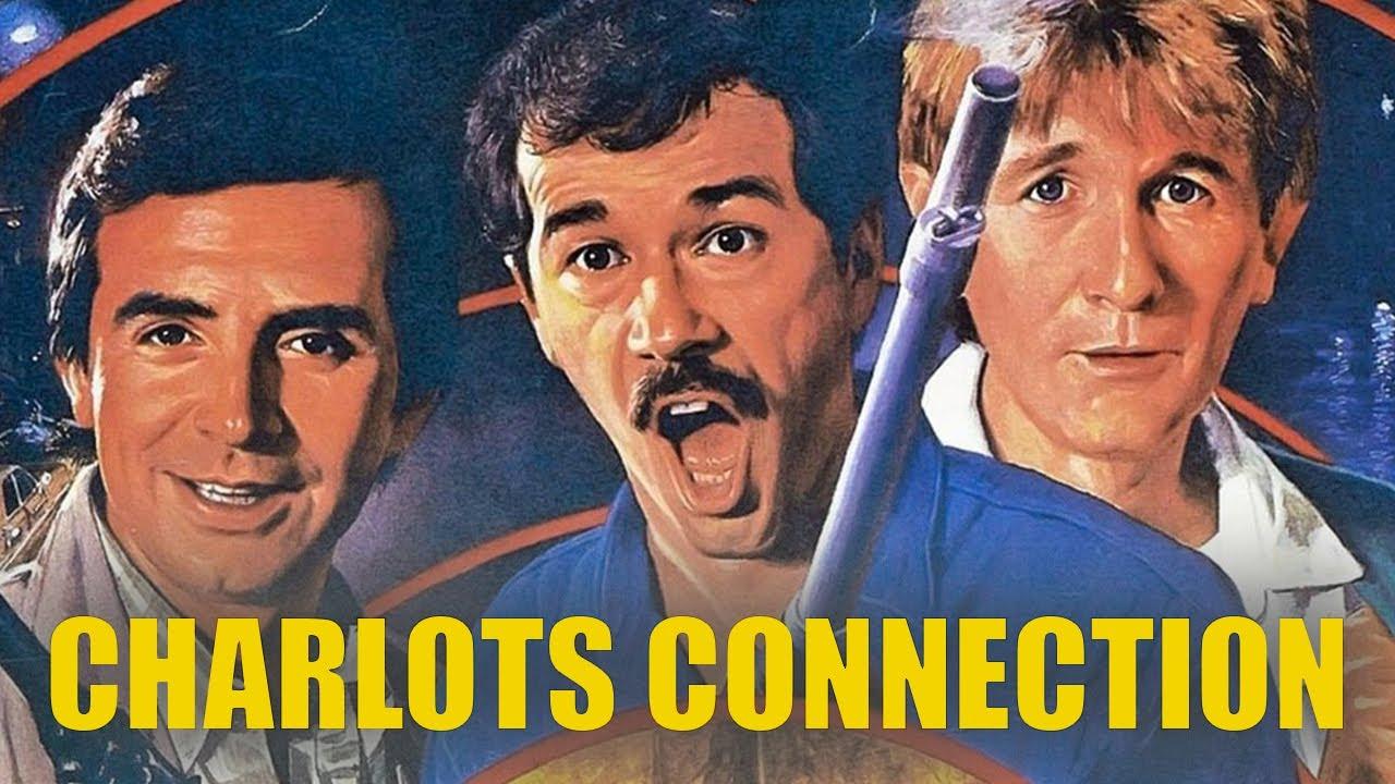 CHARLOTS CONNECTION - Film français Comédie - YouTube