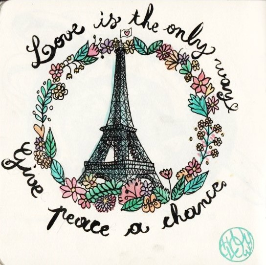 # Paris is about life...