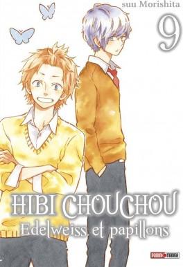 Couverture du livre : Hibi Chouchou - Edelweiss & Papillons, tome 9