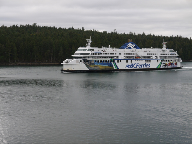 Ile de Vancouver - Victoria