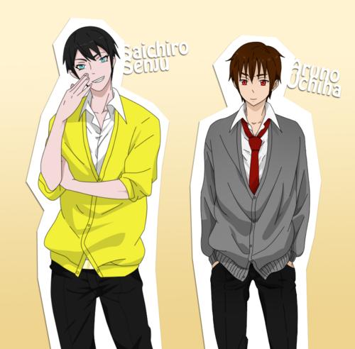 Saichiro & Aruno 1 [Collab' Alyna 1]