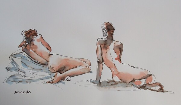 Mercredi - Deux poses