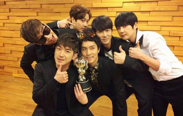100)Kpop Shinhwa