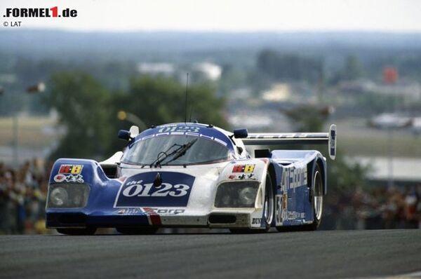 Le Mans 1991 Abandons