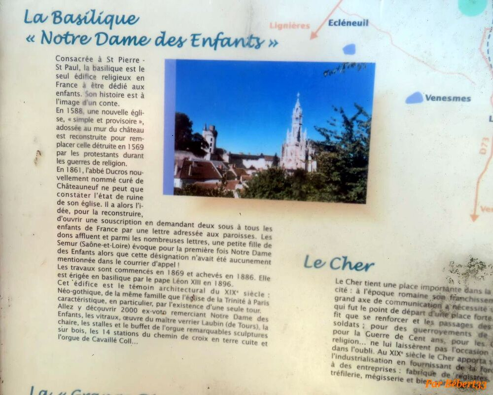 Chateauneuf sur Cher