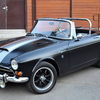 1965 Sunbeam Tiger, a Carroll Shelby car