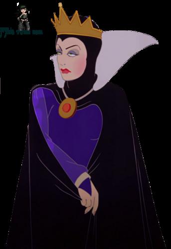 Tube La Reine Sorcière WD
