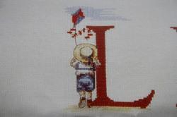 Lilween ou lys blanc en breton,