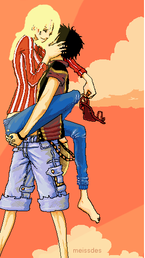 lily et luffy