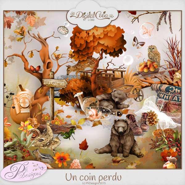 """Un coin perdu"" by Pli Designs"