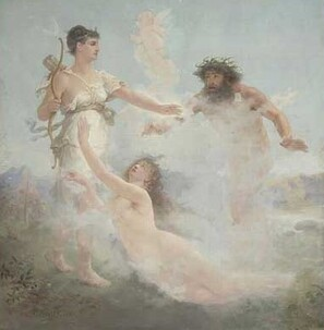 Les amours tumultueuses des dieux...