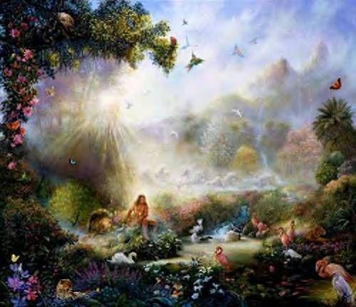 COP21 - « Dieu les bénit (Adam et Ève) en leur disant... - InterBible