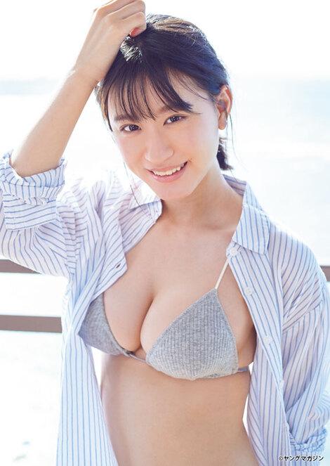 WEB Magazine : ( [Young Magazine WEB - Gravure] - |Monthly Young Magazine - 2020 / N°3 - Sakurako Okubo & Rei Jonishi| )