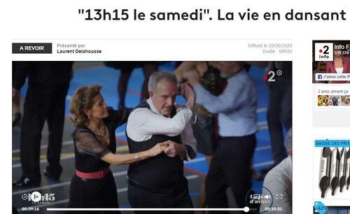 Replay de l'émission De France 2
