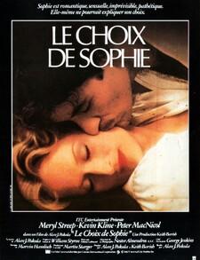 Le choix de Sophie BOX OFFICE FRANCE 1983
