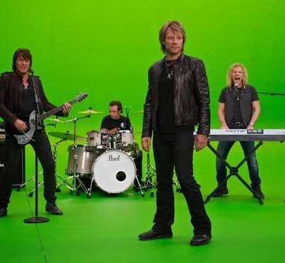 BONJOVI 7janvier 2013 sortie du new single because we can