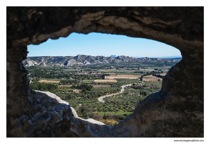 Les Baux de Provence, plus beau village de France