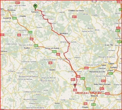 Etape03-Tonnerre(89)-Antigny-la-Ville(21)