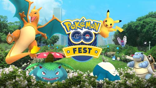 Pokemon GO | Préparez-vous pour le Pokémon GO Fest de Chicago, la «ville des vents»