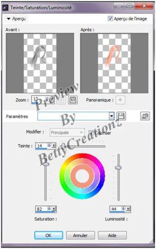 Coloriser Un Tube