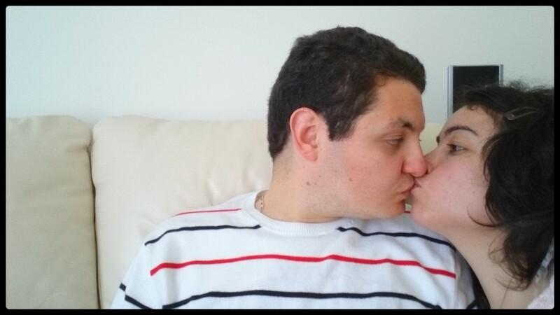 [Love] - Mounet & Mounette à travers un téléphone mobile
