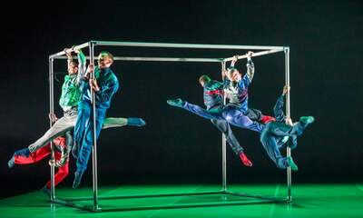 dance ballet sadler's wells theater