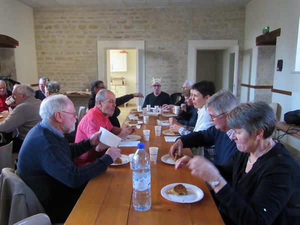 """""""Le champignon"""", une conférence de Marie-Geneviève Poillotte"""