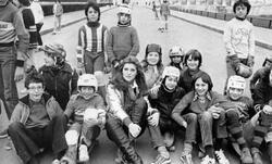 Février 1978, skating-girl
