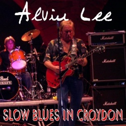ALVIN LEE - Slow Blues In Croydon