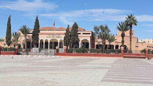 Le palais des congrés
