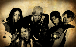 B.G.O.T.I - BAD GIRLZ OF THE INDUSTRY (Unreleased Album 1995)