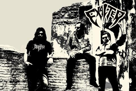 EXALTER - Un nouvel extrait du prochain album dévoilé
