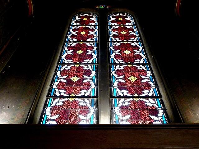 Metz Chapelle de la Congrégation 5 Marc de Metz 14 11 2012