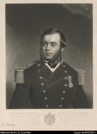 Lieutenant Bellot - Le capitaine Hatteras