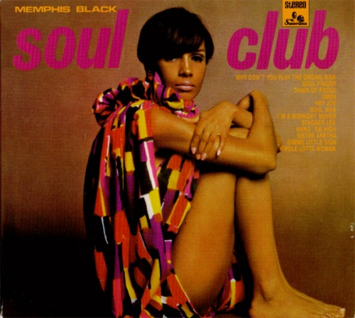 "1969 : Album "" Soul Club "" Sunset Records SLS 50059 Z [ GE ]"