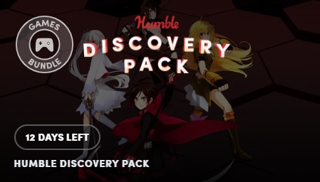Bon plan : Humble Discovery Pack