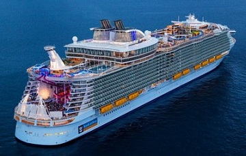 Ce monstre hideux : le tourisme de masse même en mer ...