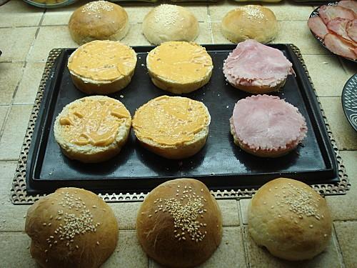 Hamburgers 5