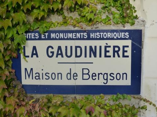 La propriété d'Henri Bergson,