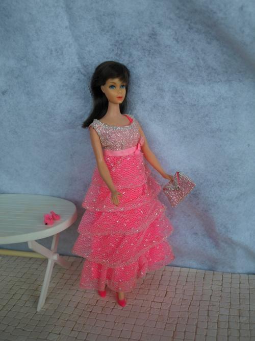 Barbie vintage : Romantic Ruffles