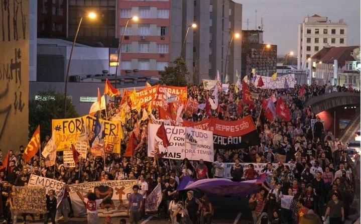 Le Parti communiste brésilien (PCB) CONDAMNE L'ARRESTATION de l'ex-président LULA