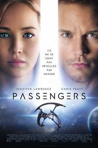 Passengers : Alors que 5000 passagers endormis pour longtemps voyagent dans l'espace vers une nouvelle planète, deux d'entre eux sont accidentellement tirés de leur sommeil artificiel 90 ans trop tôt. Jim et Aurora doivent désormais accepter l'idée de passer le reste de leur existence à bord du vaisseau spatial. Alors qu'ils éprouvent peu à peu une indéniable attirance, ils découvrent que le vaisseau court un grave danger. La vie des milliers de passagers endormis est entre leurs mains... ...-----... Origine : Américain  Réalisation : Morten Tyldum  Durée : 1h 57min  Acteur(s) : Jennifer Lawrence,Chris Pratt,Michael Sheen  Genre : Science fiction,Romance,Action  Date de sortie : 28 décembre 2016  Année de production : 2016  Distributeur : Sony Pictures Releasing France