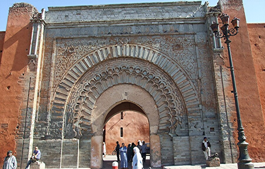 Marrakech 3 / Dans la médina (1): Les souks