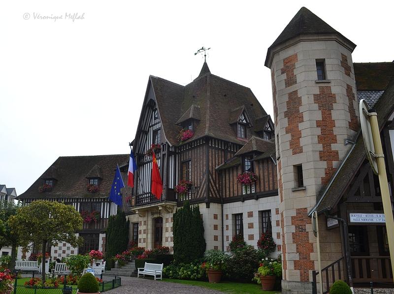 Deauville : La Mairie
