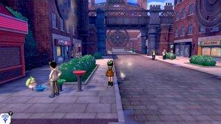 Motorby fontaines  [Screenshot Pokémon Épée Bouclier]