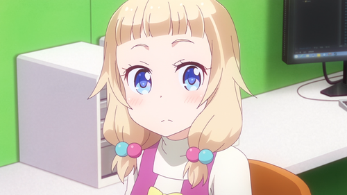 New Game!! - 10 Vostfr HD [TV]