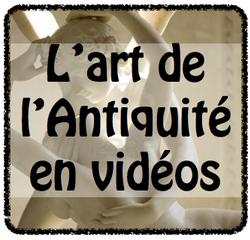 Des vidéos pédagogiques en arts : l'Antiquité