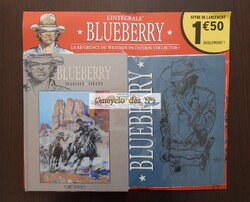 N° 1 Blueberry la collection BD