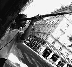 Parrain du festival : Olivier Chatron (metteur en son)